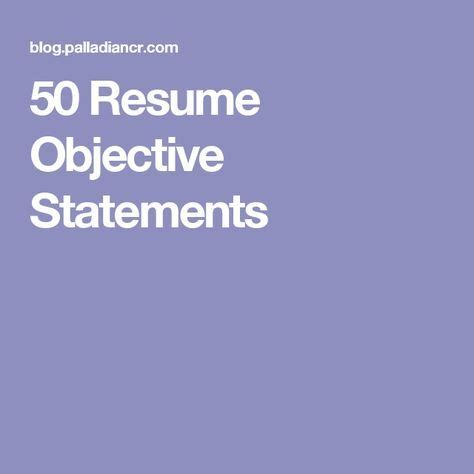 Sample entry level resume objective
